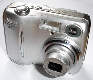 Nikon Coolpix series