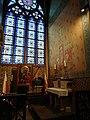 Noel 2018 à Notre Dame chapelle et vitrail.jpg