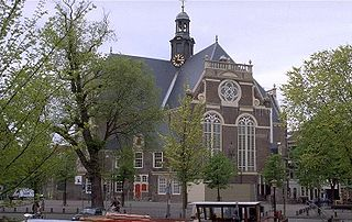 Noorderkerk church in Amsterdam