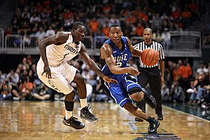 Nolan Smith - Nolan (2) was named ACC Player of the Year in 2011.