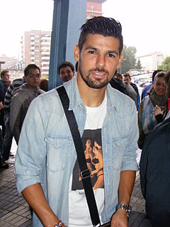 Nolito Spanish footballer