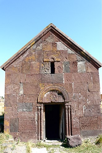 Noratus cemetery - Image: Noraduz chapel