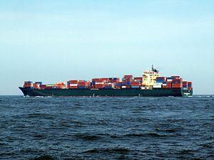 Norasia Valparaiso p4, leaving Port of Rotterdam, Holland 01-Jan-2005.jpg
