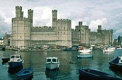 North Wales Caernarfon Castle.jpg