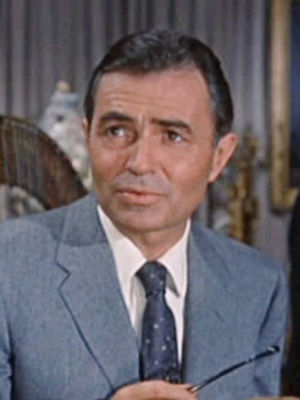 James Mason - Mason in Hitchcock's North by Northwest (1959)