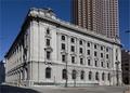Northwest façade, Howard M. Metzenbaum U.S. Courthouse, Cleveland, Ohio LCCN2010719493.tif