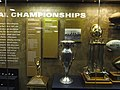 Notre Dame Trophies and Memorabilia, Joyce Center, University of Notre Dame, South Bend, Indiana (11045864934).jpg