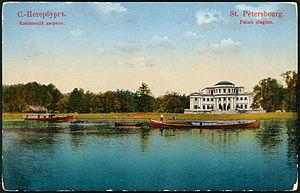 Yelagin Palace - Image: Novoderevensky uchastok S Pb 000000196 1 m