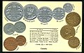 Numismatic postcard from the early 1900's - Canada.jpg