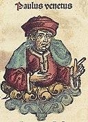 Nuremberg Chronicles f 237r 2 Paulus venetus.jpg
