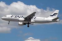 OH-LXI - A320 - Finnair