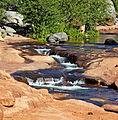 Oak Creek north of Sedona, AZ 9-15 (22389075345).jpg