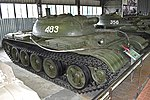 Obeikt 483. Prototype Flame-throwing Medium tank '483' (37646408442).jpg