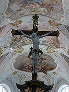 Ochsenhausen klosterkirche 004 altar of the cross