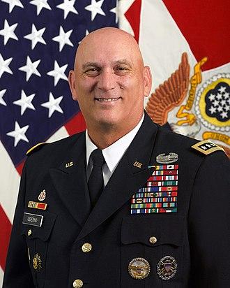 Raymond T. Odierno - Image: Odierno Raymond CSA ASU