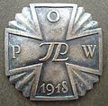Odznaka pamiątkowa Polskiej Organizacji Wojskowe1.jpg