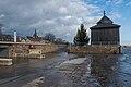 Oestricher Kran during floodings 20150111 5.jpg