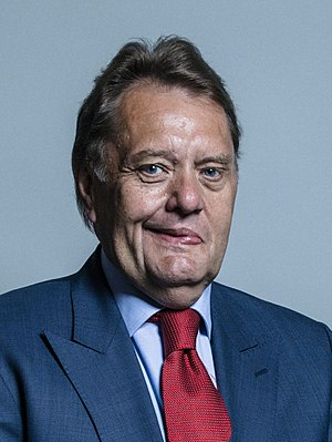 John Hayes (British politician) - Image: Official portrait of Mr John Hayes crop 2