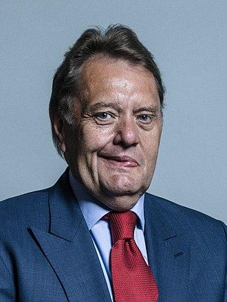 John Hayes (British politician) - Image: Official portrait of Mr John Hayes crop 2