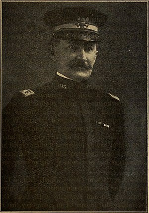 Edward Sigerfoos - Photo taken of Edward Sigefoos later in his military career.