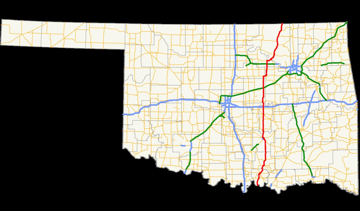 Oklahoma State Highway 99 - Wikipedia on