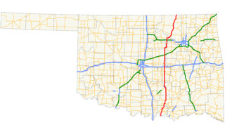 Oklahoma State Highway 99 highway in Oklahoma