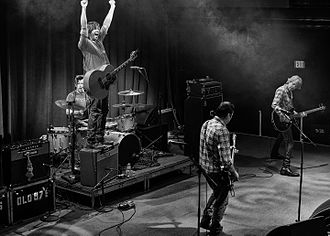 Old 97's - Old 97s at the 930 Club. Fall 2015