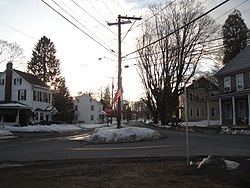 Center of old town, Breinigsville Rd & Brookdale Rd