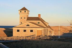 Old Harbor U.S. Life Saving Station - Image: Old Harbor Life Saving Station