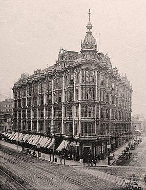 Phelan Building - Image: Old Phelan Building
