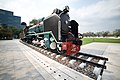Old locomotive at Siriraj Bimuksthan Museum.jpg