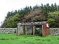 Old railway goods van - geograph.org.uk - 413615.jpg