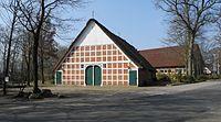 Oldendorf (landkreis Stade) - Fachwerk Bauernhof.JPG