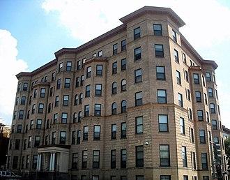 Olympia Apartments (Washington, D.C.) - Image: Olympia Apartments, DC