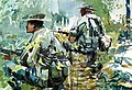 On A Long Range Patrol by James R Drake CATVIII 1969.jpg