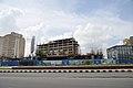 One Rajarhat Apartment Complex Under Construction - Major Arterial Road - Rajarhat - Kolkata 2017-08-08 3907.JPG