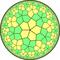 Order-5-4 floret pentagonal tiling