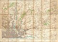 Ordnance Survey One-Inch Sheet 107 London NE & Epping Forest, Published 1920.jpg