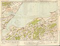 Ordnance Survey One-Inch Sheet 28 Nairn and Cromarty, Published 1947.jpg
