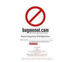 Chrome bugmenot 15 Best
