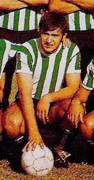 PAS Giannina F.C. - Image: Oscar Álvarez 1969 Banfield