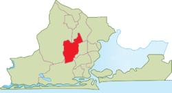 Posizione a Lagos