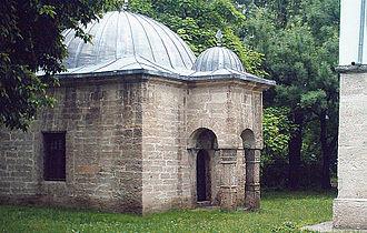 Osman Pazvantoğlu - Osman Pazvantoglu Library in Vidin, Bulgaria