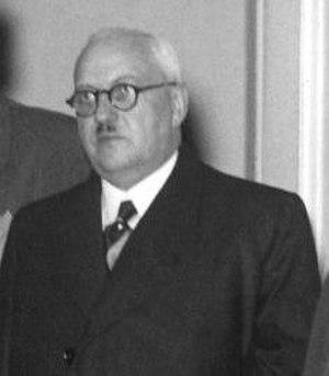 Otto Cornelis Adriaan van Lidth de Jeude - Otto Cornelis Adriaan van Lidth de Jeude (1939)