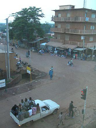 Ouahigouya - View of Ouahigouya (2005)