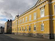 Oulun Lyseon lukio school