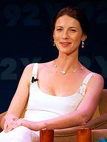 Outlander premiere episode screening at 92nd Street Y in New York OLNY 091 (14851934923) crop.jpg