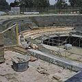 Overzicht dok tijdens restauratie werkzaamheden - Hellevoetsluis - 20372143 - RCE.jpg