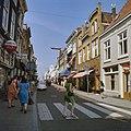 Overzicht van de voorgevels met straatbeeld - Gouda - 20379900 - RCE.jpg