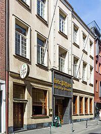 Päffgen Brauhaus, Friesenstraße 64-66, Köln-0979.jpg